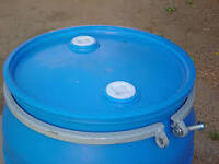 Plastic barrels WANTED Low cost or free