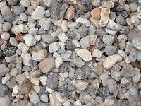 5-10mm Crushed Brick & Stone