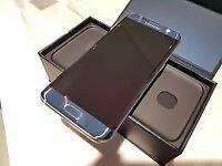 CORAL BLUE S7 EDGE BRAND NEW CON BOX UNLOCKED PRICE 280