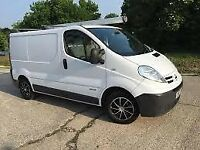 NISSAN PRIMASTAR SE 1.9cc 2010 van 1 previous owner