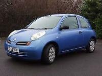 Nissan Micra 1.2 16v S 3 Door Hatch Back