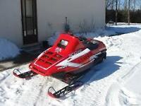 polaris 400 -600 sled sport xlt trail 1990 up