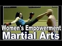 Women Empowerment – Self Defence, Martial Arts, Kickboxing