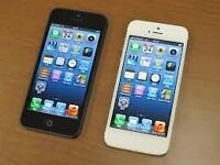 iPhone 5 - 16 GB - Used but in very good condition!!! Unlock to any Network!!!