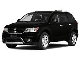 Contract take over 2013 Dodge Journey R/T AWD 7 passenger