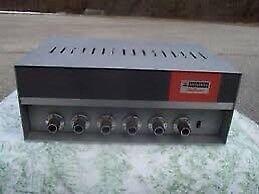 Ampli Bogen Challenger CHB35 + Cabinet
