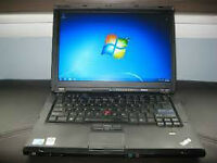 Compact W7 Fast DualCore Laptop,BTooth, 3GB DDR3, Ext.Battery