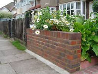 Bricklaying specialists, fences, patios, paths, decorations and extensions, Brighton +30 miles