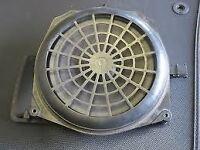 Genuine 2005-2008 audi a4 2.0tdi rear parcel shelve BOSE factory subwoofer speaker (decker)