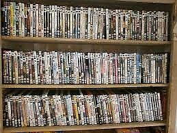 DVD library for sale 350 titles
