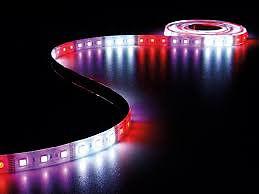NEW-Animated 12V LED Strip Light Kit for TV, Kitchens, Plinth, Cornice, Coving, Boat, Cars, Clubs