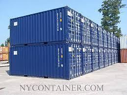 Rent or own 20 ft. containers. 250-962-7570.