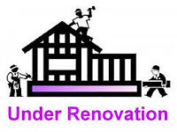 5 Bedroom House Under Refurb 3 w/c 2 New Bathroom Garden New Deco New Flooring Newly Furnished