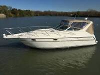 32 foot maxum for sale in excellent condition