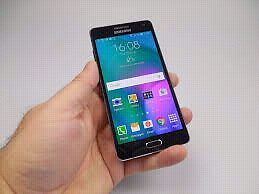 Trade Galaxy A5 for Windows phone or IPhone 5s and up.