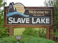 *** SLAVE LAKE HOME FOR RENT ***