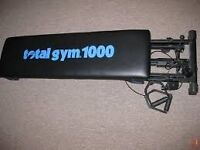 Total Gym 1000 Immaculate Condition Never Used No Damage £150