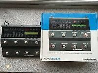TC Electronics - Nova Guitar Effects unit - Essex