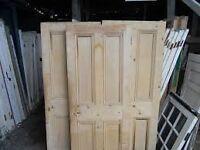 victorian solid wood doors