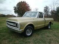 WANTED 1967-1972 C10/C20