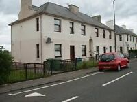 Bright, well presented two bed unfurnished flat on quiet street close to Tranent high street.