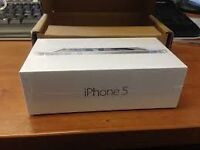 Brand new iPhone 5 Sealed in the box