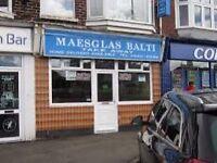 Maesglas Balti & Tandoori Indian Takeaway Shop