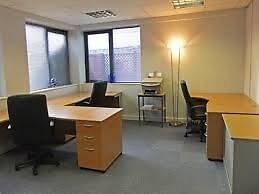 Fully Furnished 4-6 Person Office Suite Space To Rent Let North Somerset Serviced Offices