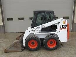 WANTED S 130 SKID STEER
