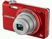 Samsung mini digital camera excellent condition With charging / usb lead