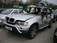 BMW X5 PIECES DETACHE ,BODY MOTEUR TRANSMISSION