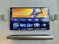 Sony 49inch KD49XE7002BU 4K Ultra HD HDR Freeview HD Smart LED TV no stand