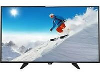 32 PHILIPS LED full HD 1080p builitn freview, HDMI and USB port etc