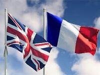 Apprendre le français en échange de votre Anglais. French - English Exchange