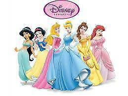DISNEY PRINCESS ITEMS