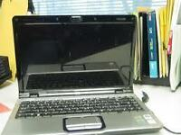 laptop dual core avec integreated with camera  win7 80$-100$