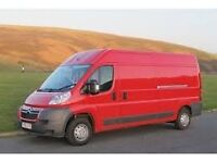 van hire Short notice 24/7, 7day a week MAN and VAn removal services from £15