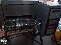"""CATERING COMMERCIAL 16"""" PIZZA GAS OVEN TAKE AWAY FAST FOOD PIZZA KITCHEN RESTAURANT CUISINE TAKEAWAY"""