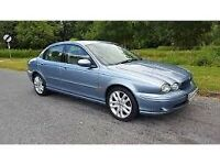 Brilliant Value 2002 Jaguar 2.5 V6 Automatic AWD SE 113000 Miles Great Service History J222GUA Plate