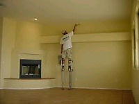 We Paint Ceilings, Walls, Trim, Crown Molding And Much More