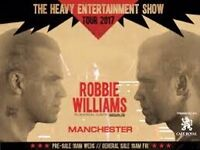 Robbie Williams Tickets at Ricoh Arena 13/06/17