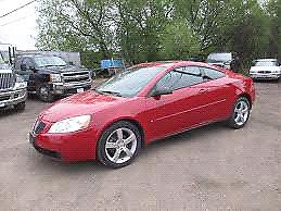 2006 Pontiac G6 Coupe Partout 3.5L Only 95,000kms