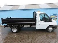 FORD TRANSIT SINGLE CAB TIPPER BODY FOR SALE , RAM , PUMP, SPARE PARTS, BREAKING...