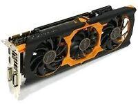 Graphic Card AMD R9 Serie 2 270 Sapphire Toxic Impeccable Condition