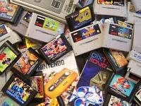 FAST CASH FOR NINTENDO SEGA XBOX PLAYSTATION SEE WHATS IN YOUR LOFT