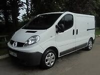LOOKING FOR A RENAULT TRAFIC TRAFFIC, VAUXHALL VIVARO FOR PARTS OR IN NEED OF REPAIR.