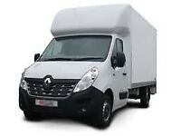 MAN AND VAN HOUSE REMOVALS PARKING SERVICE PIANO REMOVALS OFFICE CLEARANCE HELPER -PORTER LARGE VAN
