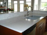Marble, Granite and Quartz counter top onsale