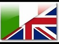 Your English, My Italian - Swap Languages by Skype calls or emails as well.