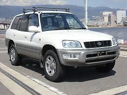 1999 Toyota Rav 4 Wagon Auto 3M REGO+3YR WARRANTY+1YR ROADSIDE Campbelltown Campbelltown Area Preview